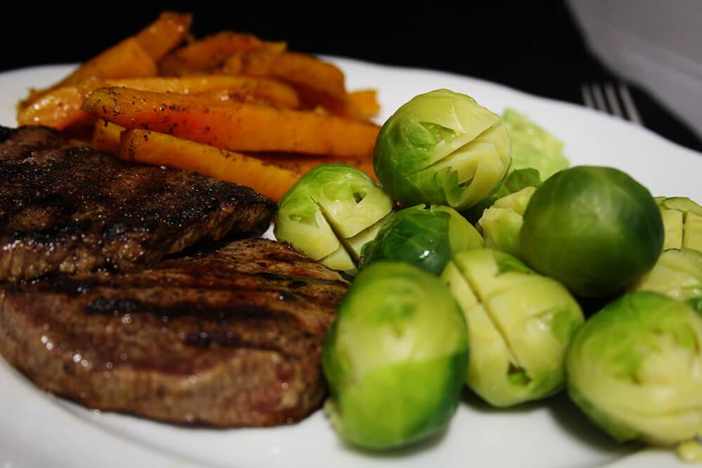 Rind fettarm und perfekt zubereiten